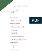 formulas de vectores y cinematica.docx