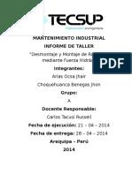 288580716-Tarea-5-Informe-Mantenimiento-Industrial.docx