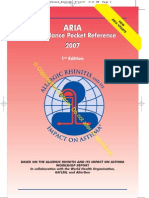 Aria Pocket Guide 2007