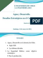 Presentacion Agua y Desarrollo