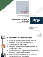 CURSO TECNICO - Como Estudar a Distancia