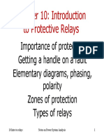 10 Introduction to Protective Relays