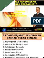 Taklimat Pengurusan PPD 2017 Oleh Tuan PPD