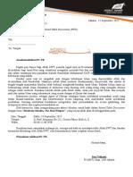 Form Surat MHTI