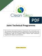 Clean Sky Joint Technology h2020-Guide-techprog-cleansky-ju_en
