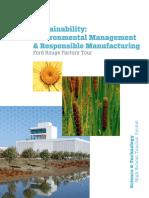 Sustainability Teacher Packet
