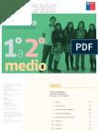 1º a 2º Año de Educación Media Formación