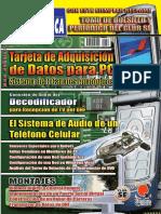Saber Electrónica N° 242 Edición Argentina