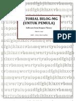 Tutorial Bilog-mg (Pemula)
