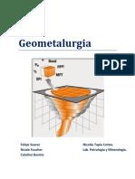 Geometalurgia 1