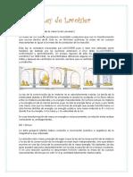 Ley de Lavoisier