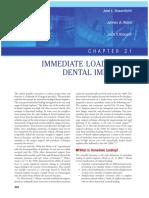 CHAP 21 - Immediate Loading of Dental Implants (1).pdf