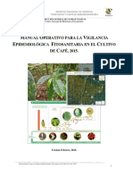 manual operativo para la vigilancia del cultivo del café