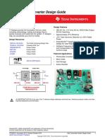 Grid Connected Inverter Design Guide