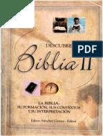 Edesio Sánchez Cetina - Descubre La Biblia II.pdf