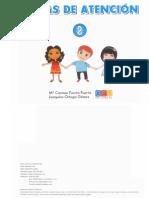 Fichas de Atencion Niños de Preescolar
