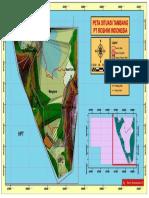 Peta Situasi Tambang Roshini