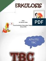 Promkes TBC - Dr.ruseno