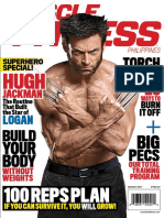 Muscle Fitness Philippines March 2017