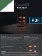 Mercuriall Harlequin Preamp User Manual