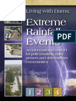 Living With Dams_Extreme Rainfall Events