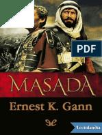 Masada - Ernest K Gann