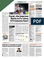La Gazzetta dello Sport 30-05-2017 - Calcio Lega Pro