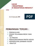 3. Aspek Hukum Praktik Kedokteran.ppt