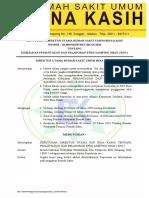 Kebijakan Pemantauan Dan Pelaporan Efek Samping Obat ( Eso )