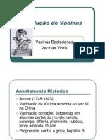 Vacinas Slide