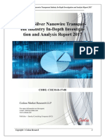 Global Silver Nanowire Transparent Market