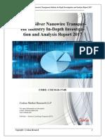 Global Silver Nanowire Transparent Market