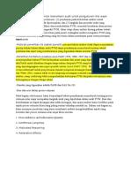 Bahan Artikel Audit