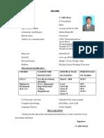 1547831815?v=1 Online Biodata Form For Job on