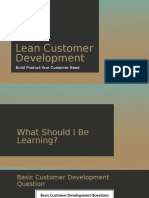 Lean Customer Development [Autosaved].pptx