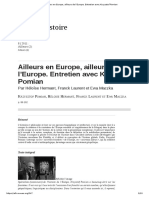 Krzysztof Pomian - Ailleurs en Europe, ailleurs de l'Europe.pdf