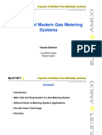 Aspects of Modern Gas Metering System