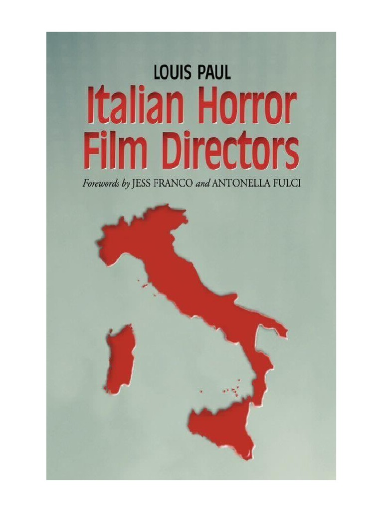 Maison Espana Cena Con Delitto dario argento | horror films | cinema of italy