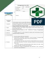 10. SOP Penanggulangan Kasus DBD