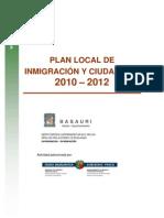 Plan Local de Inmigración Basauri Vizcaya Castellano_10