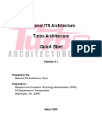 Turbo Architecture Quick Start V41