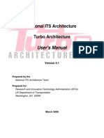 Turbo Architecture User's Manual V41