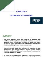 Chapter 4 - Economic Strategies