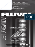 Fluval a3997 a3998 a3999 Aquasky Instruction Manual Int Jan1216