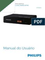 Philips Dtr3000 Eu Dfu Por