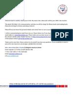 communication folder letter to parents