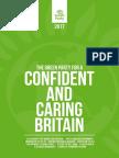 Green Party Manifesto 2017
