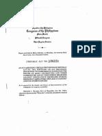 RA-10623 Price Act 2013
