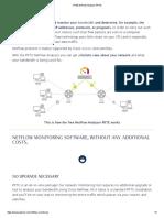 NetFlow Analyzer PRTG