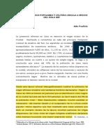 """Vista Previa de """"Africania, Barrios Populares y Cultura Criolla"""""""